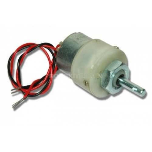 Dc Motor 200 Rpm At Mg Super Labs India