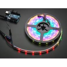 Adafruit NeoPixel Digital RGB LED Strip - Black 30 LED