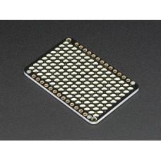 Adafruit LED Charlieplexed Matrix - 9x16 LEDs - White