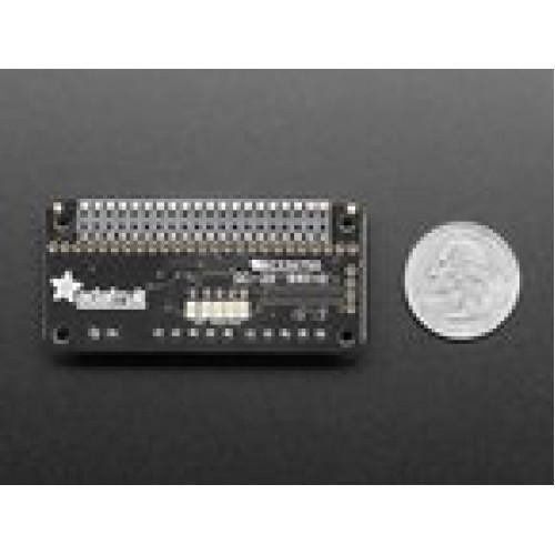 Adafruit DC & Stepper Motor Bonnet for Raspberry Pi at MG Super Labs