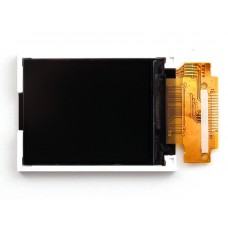 "1.8"" SPI TFT display, 160x128 18-bit-ST7735R driver"