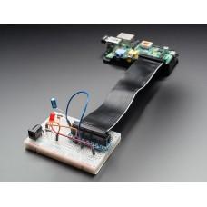 Adafruit Assembled Pi Cobbler Breakout + Cable for Raspberry Pi