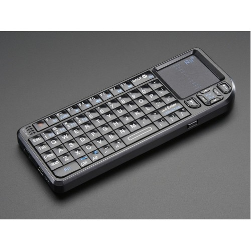 miniature wireless usb keyboard with touchpad at mg super labs india. Black Bedroom Furniture Sets. Home Design Ideas