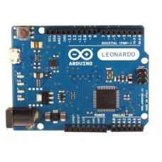 Arduino Leonardo + Headers - Original Made in Italy