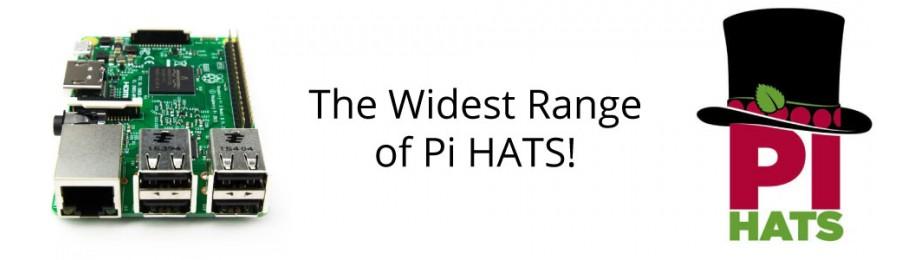 Raspberry Pi HATs
