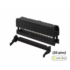 20-way IDC Socket for Pinheader Connector (MEGA only)