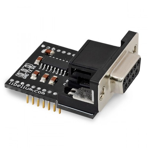 Rs serial modbus module for arduino raspberry pi