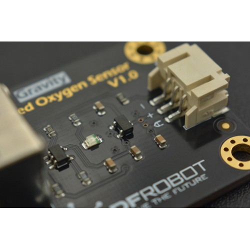 Gravity: Analog Dissolved Oxygen Sensor / Meter Kit For Arduino
