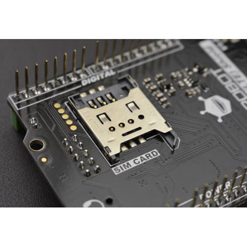 SIM7600CE-T 4G(LTE) Shield for Arduino