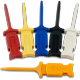 Mini Grabber Test Clips (6-pack) for use with Instrumentation Flywires