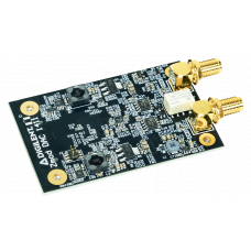 Zmod DAC 1411: SYZYGY-compatible Dual-channel 14-bit Digital-to-Analog Converter Modul