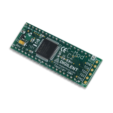 Cmod C2: Breadboardable CoolRunner-II CPLD Module