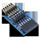 Pmod TPH2: 12-pin Test Point Header