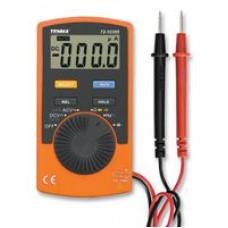 72-10395 - Pocket Digital Multimeter, Resistance Measure, 4000 Count, Average, Auto Range, 3.75 Digit