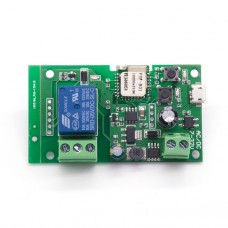 1 Channel Inching /Self-Locking WiFi Wireless Switch 5V 12V