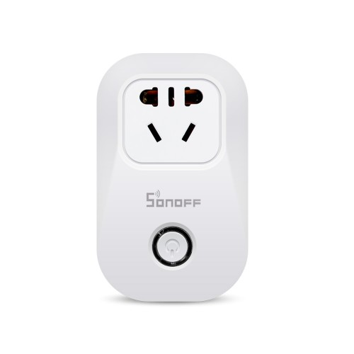 Sonoff s smart socket wifi plug eu us uk cn au