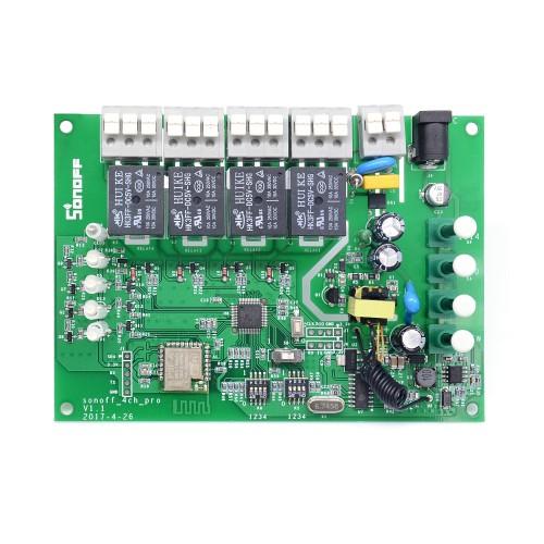 Sonoff 4CH Pro & Sonoff 4CH Pro R2 at MG Super Labs India