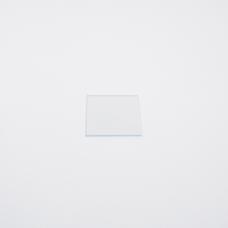 FTO Coated Glass 1.1mm R - 10ohm/sq - 25x25mm