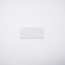 FTO Coated Glass 1.1mm R - 10ohm/sq - 50x25mm
