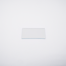 FTO Coated Glass 2.2mm R - 10ohm/sq - 50x25mm
