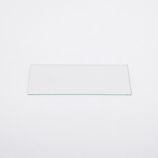 FTO Coated Glass 1.1mm R - 10ohm/sq - 75x25mm