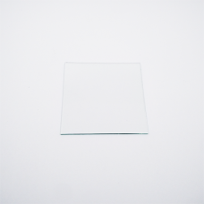 FTO Coated Glass 1.1mm R - 10ohm/sq - 50x50mm