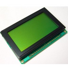 128x64 Graphical LCD(Green)