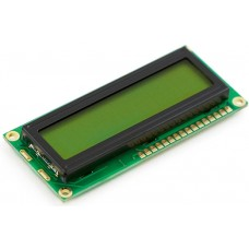 16x2 Character LCD
