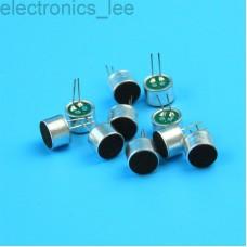 Electret Microphone - [9.7x6.7mm] - Medium