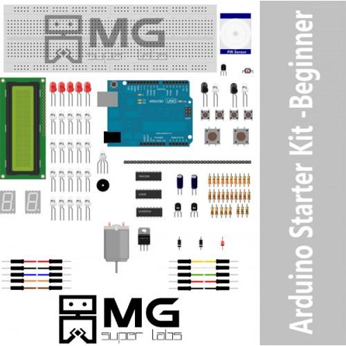 Arduino starter kit beginners with original