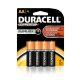 Duracell AA Battary (Pack of 4)