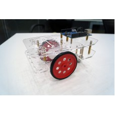 2WD Robotic Chassis - Beginners for Arduino, Raspberry Pi