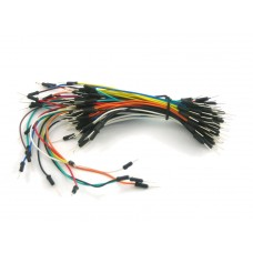 Jumper Wires M/M Pack of 65Pcs