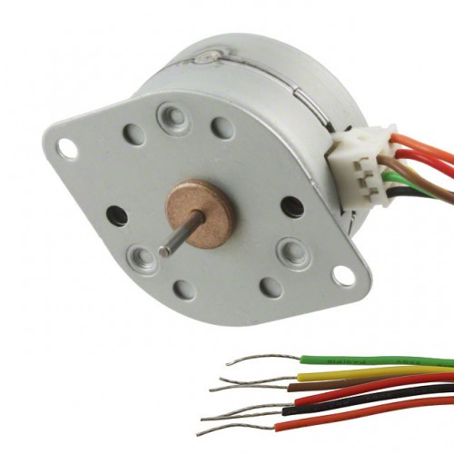Stepper Motor Pm35 6 Wire At Mg Super Labs India