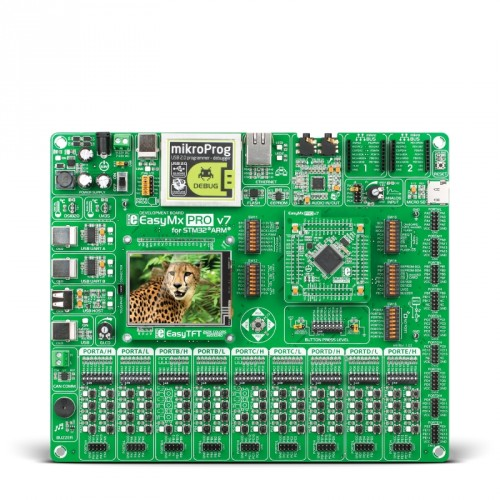 EasyMx PRO v7 for STM32