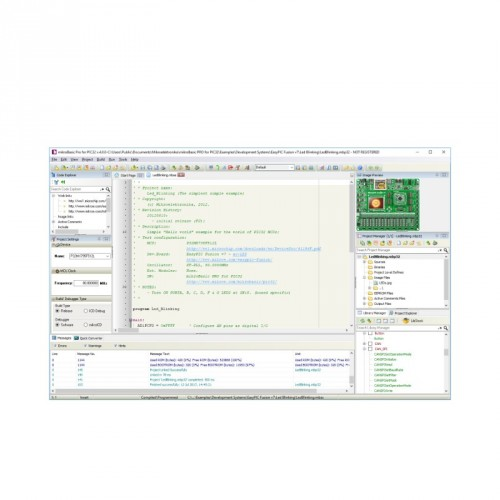 mikroBasic PRO for PIC32 Code License