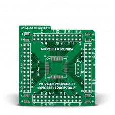 2433MCUcard2 empty PCB