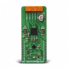DC MOTOR 7 Click