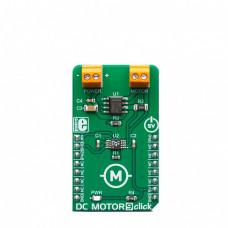 DC Motor 9 Click