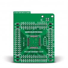 2433MCUcard15 empty PCB