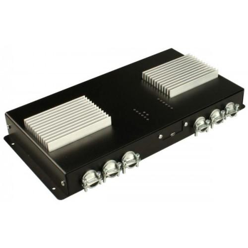 Leviton 6b42 Dimmer Wiring Diagram: AC Light Dimmer 3000W 12-Channel X 250W 120VAC 60Hz Dual