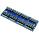 32-Channel General Purpose SPDT Relay Controller with I2C Interface