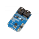 AIS328DQTR High-Performance Ultra Low-Power 3-Axis Accelerometer With Digital Output for Automotive Applications I2C Mini Module