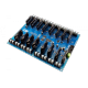 16-Channel Solid State Relay Controller with I2C Interface
