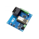 1-Channel High-Power Relay Controller Shield + 7 GPIO with IoT Interface