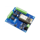 2-Channel 1-Amp SPDT Signal Relay Shield + 6 GPIO with IoT Interface