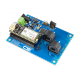 2-Channel On-Board 95% Accuracy 20-Amp AC Current Monitor with IoT Interface