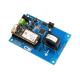 1-Channel On-Board 97% Accuracy 70-Amp AC Current Monitor with IoT Interface