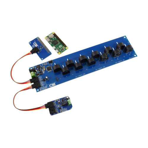 12 channel on board 95% accuracy ac current monitor with i2c12 channel on board 95% accuracy ac current monitor with i2c interface