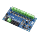 8-Channel DC Current Monitor with I2C Interface